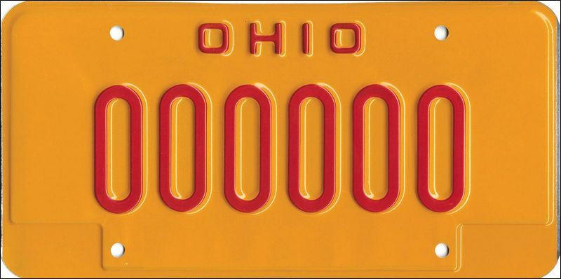 Driving Privileges Ohio | Ohio OVI Plates