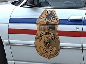Columbus DUI Checkpoint Cruiser
